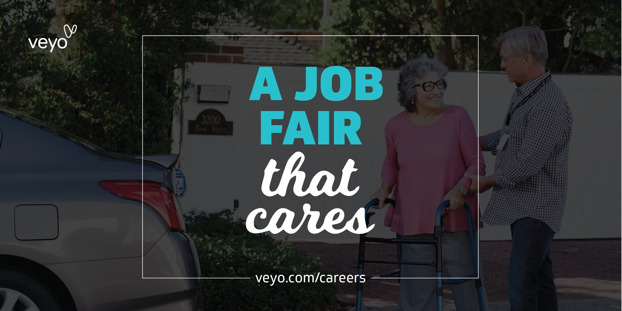 Veyo - A Job Fair that Cares